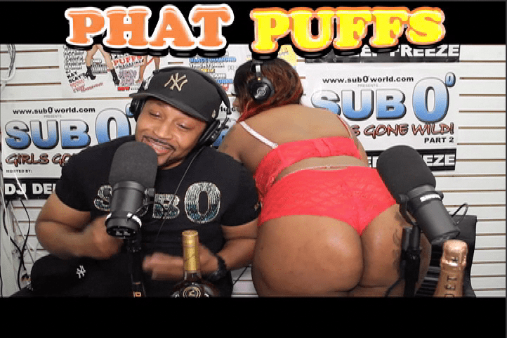 PHAT PUFFS POD CAST feat LADY STAR!!!