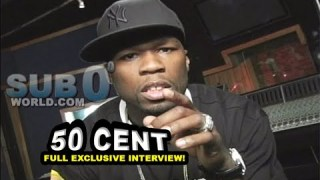 50 CENT ANSWERS EVERYTHING!!!
