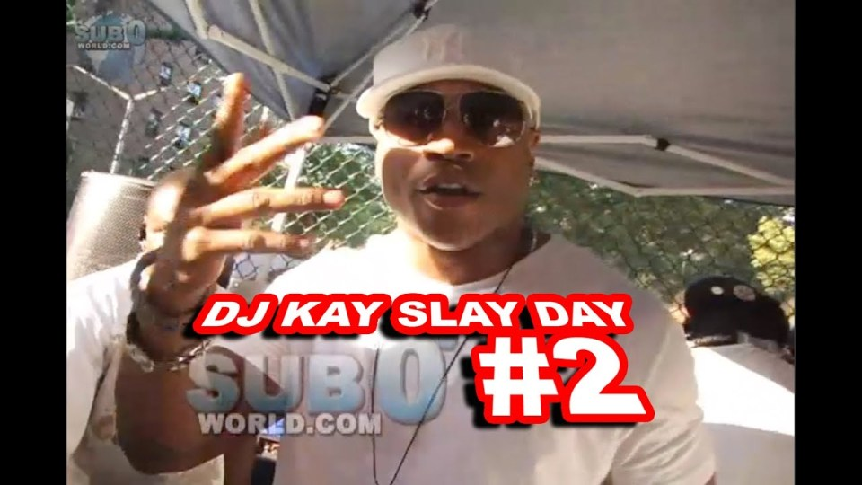 DJ KAY SLAY DAY! Ft. LL COOL J!  EPISODE #2