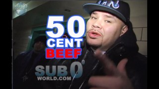 FAT JOE AIRS OUT 50 CENT!