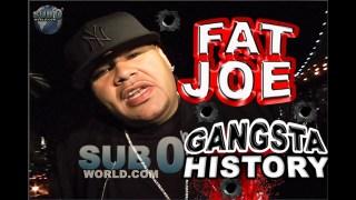 FAT JOE TALKS GANGSTA HISTORY!!