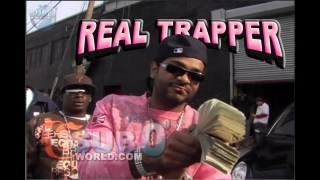 "JIM JONES ""TRAP STAR"" SHOOT!"
