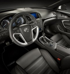 buick regal gs show car [ 1024 x 768 Pixel ]