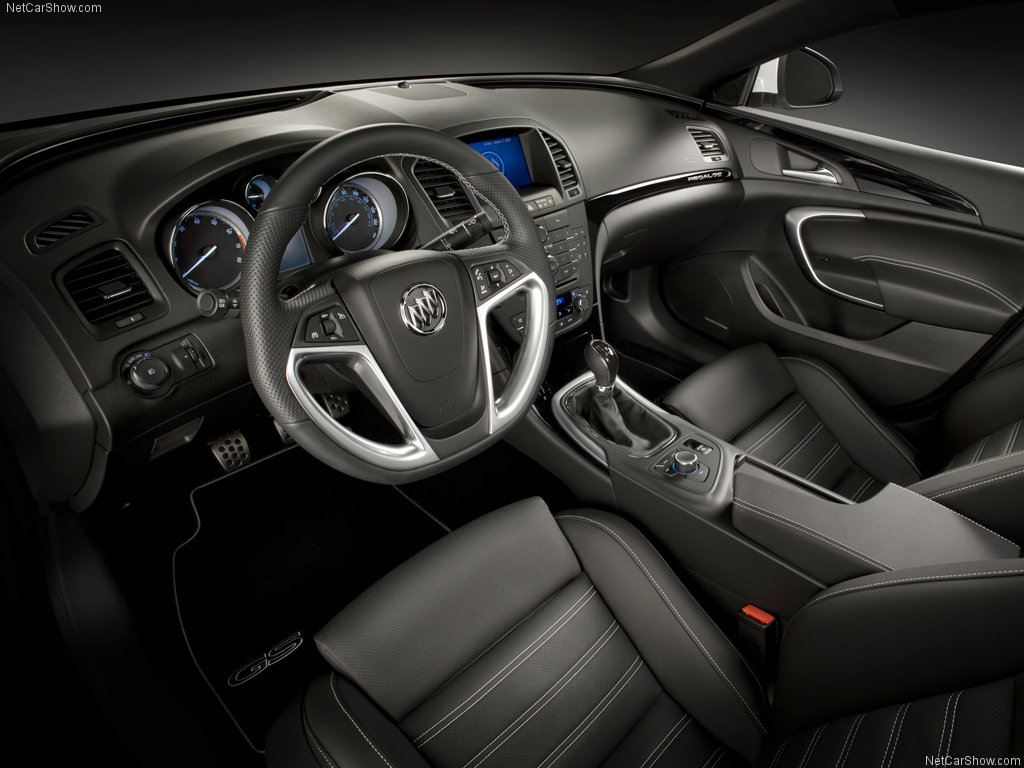 hight resolution of buick regal gs show car