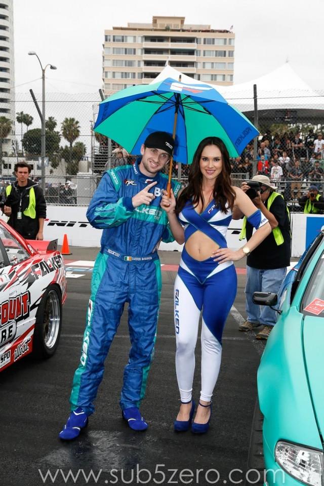 Crazy Girl Wallpaper 2013 Formula Drift Long Beach Booth Babes Amp Umbrella