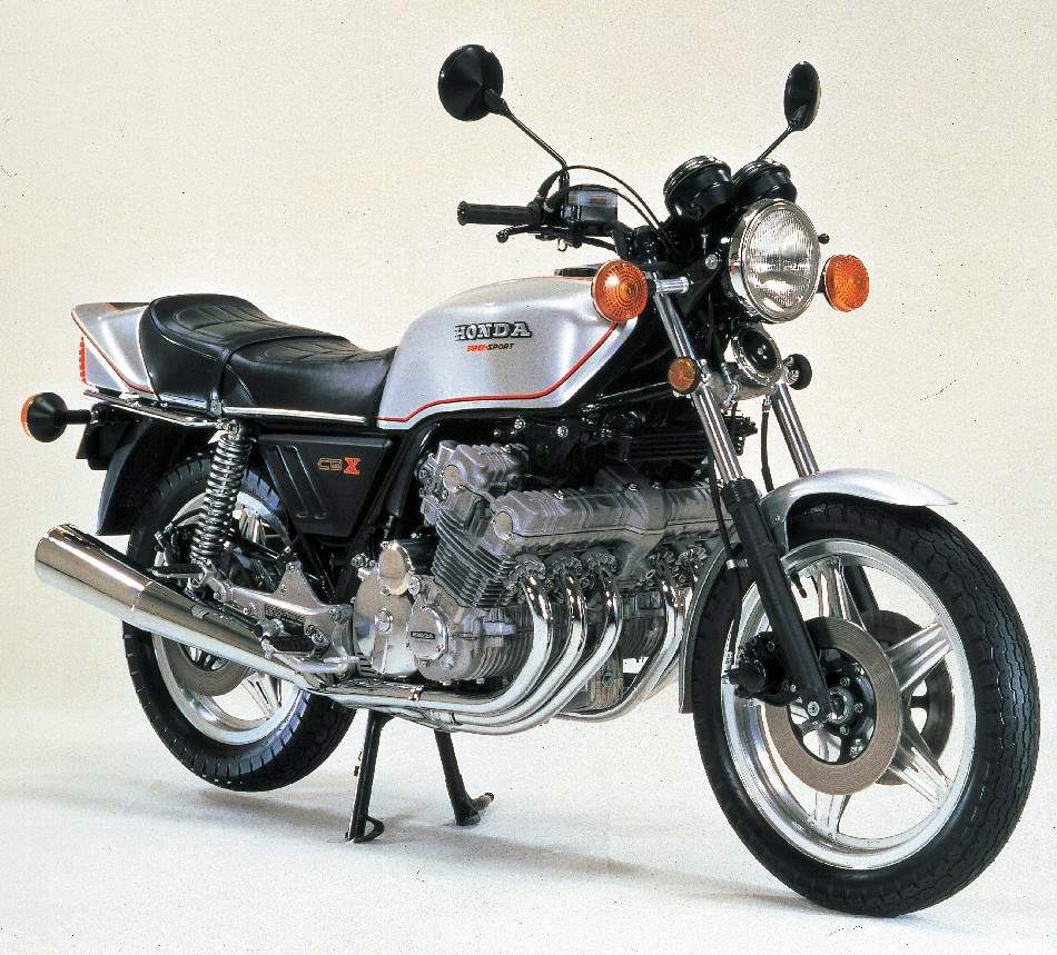 hight resolution of honda cbx early front 3 4 view