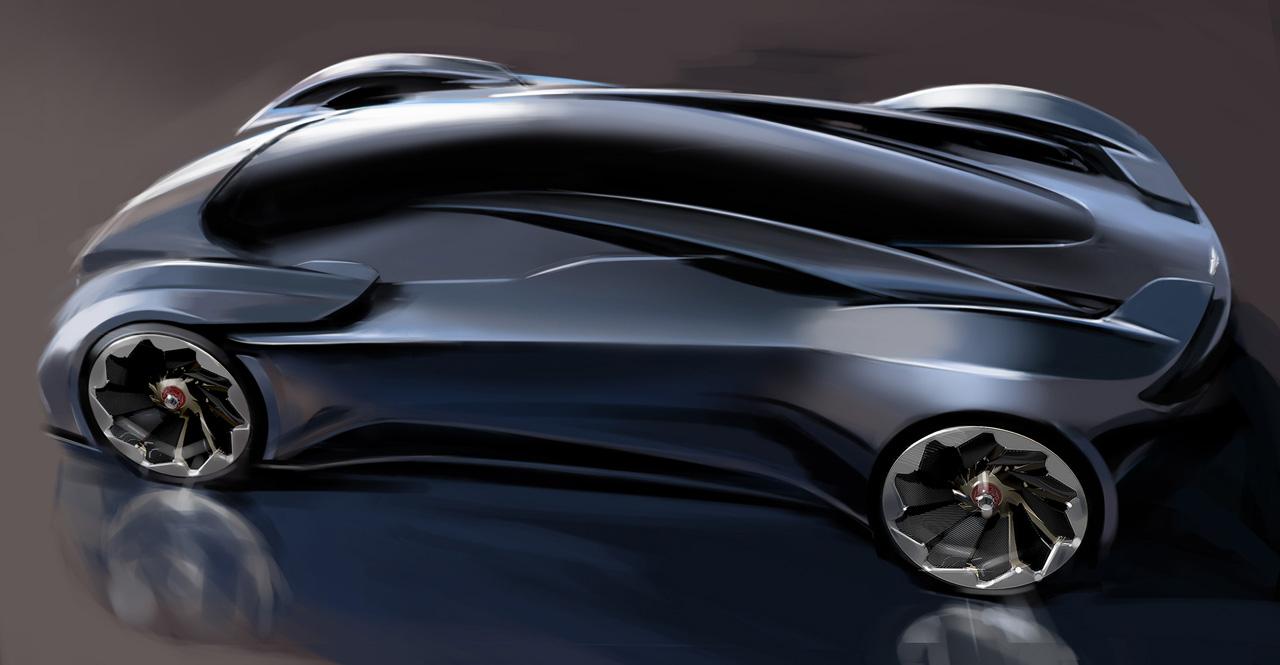 Aston Martin Dp 100 Vision Gran Turismo Is A 21st Century Bulldog W