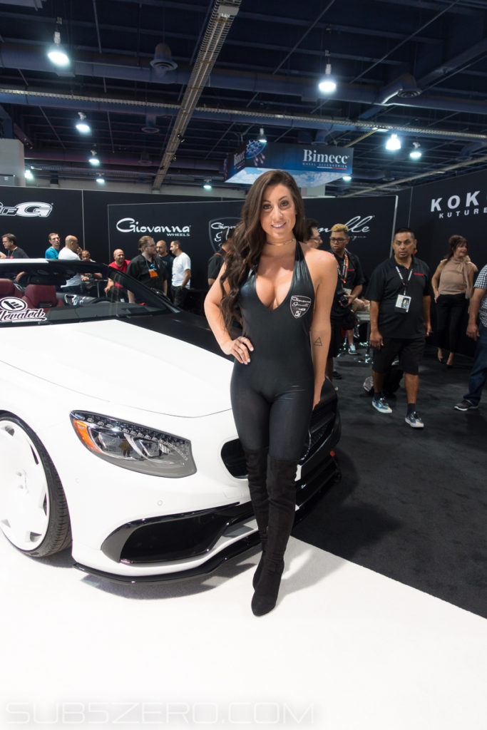 The Girls of SEMA Show 2016