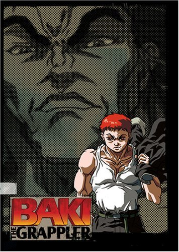 Baki the Grappler (1ª Temporada ) | Grappler Baki Episódio 005