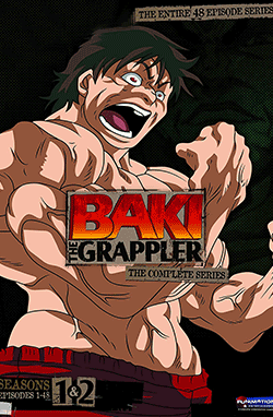 Grappler Baki: Saidai Tournament Hen (2º Temporada) Episódio 016