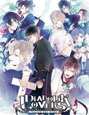 Diabolik Lovers Episódio 008