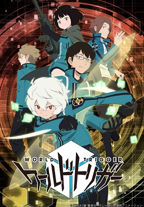 World Trigger Episódio 055