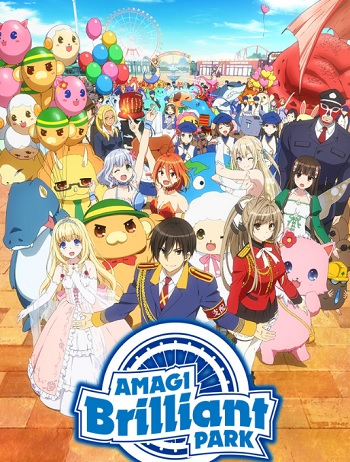 Amagi Brilliant Park Episódio 013