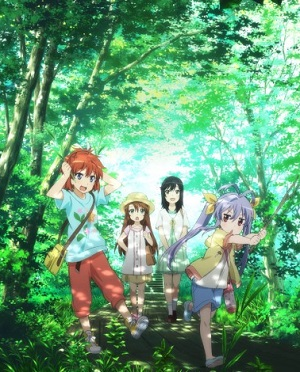 Non Non Biyori Repeat (2ª Temporada) Episódio 004