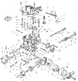 Retrofitting the Weber DGAV 32