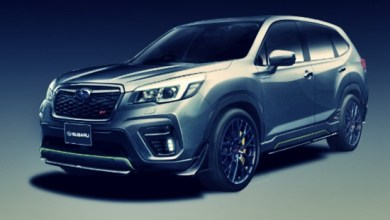 2021 Subaru Forester STI Concept, Release Date