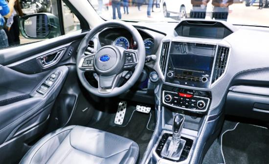 2020 Subaru Forester E-Boxer Interior