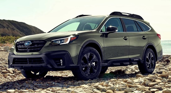 2020 Subaru Outback Turbo Review, Reveal