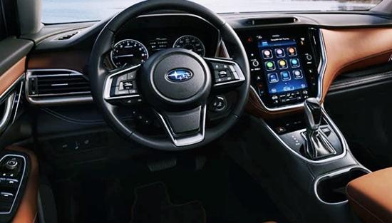 2020 Subaru Outback Wagon Interior