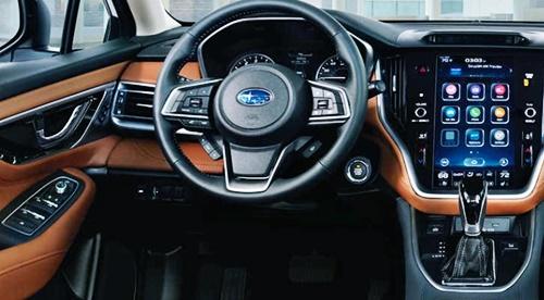 2021 Subaru Legacy Turbo Interior