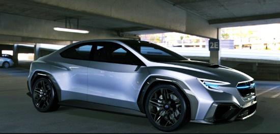 2021 Subaru Viziv Redesign, Release Date