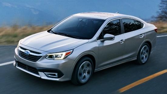 Subaru Legacy 2020 USA Price, Release Date