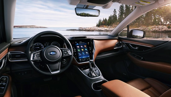 Subaru Outback 2020 USA Interior