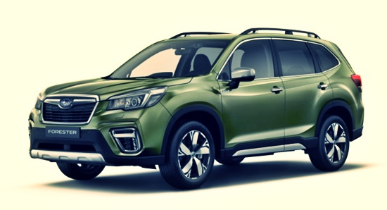 New 2021 Subaru Forester e-Boxer Hybrid