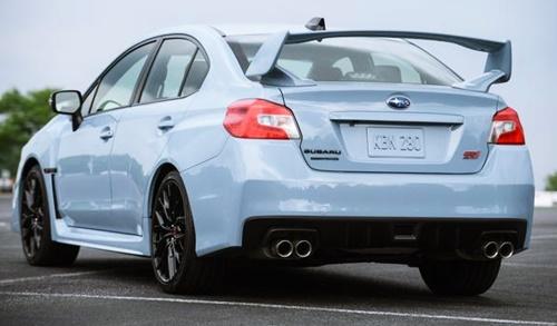 New Subaru WRX STI 2021 Redesign