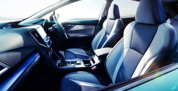 2022 Subaru Crosstrek Sport Interior