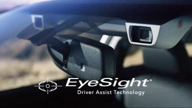 2022 Subaru Forester EyeSight With High-Tech LiDAR