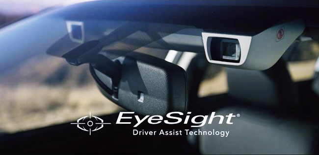 2022 Subaru Forester EyeSight With High-Tech LiDAR
