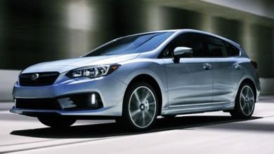 New 2022 Subaru Impreza Sport Review
