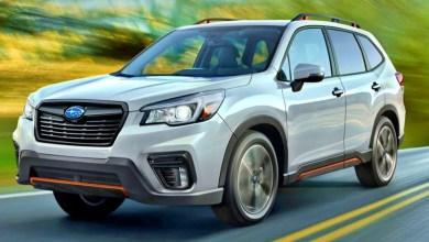 2022 Subaru Forester Sport