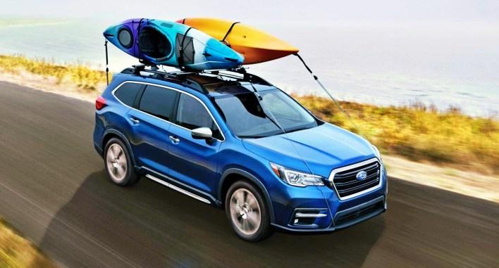 2023 Subaru Ascent