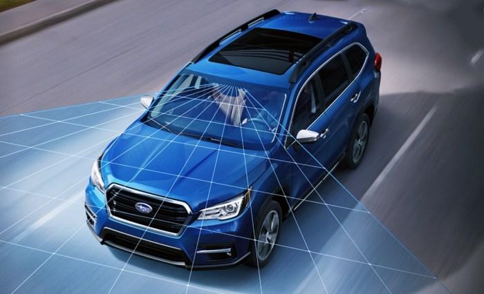 Subaru EyeSight Driver Assist Technology