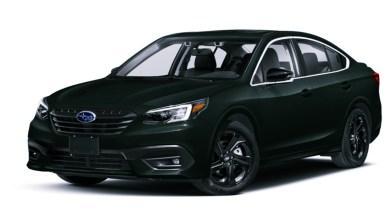 2022 Subaru Legacy Sport Black