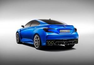 2016-Subaru-WRX-rear