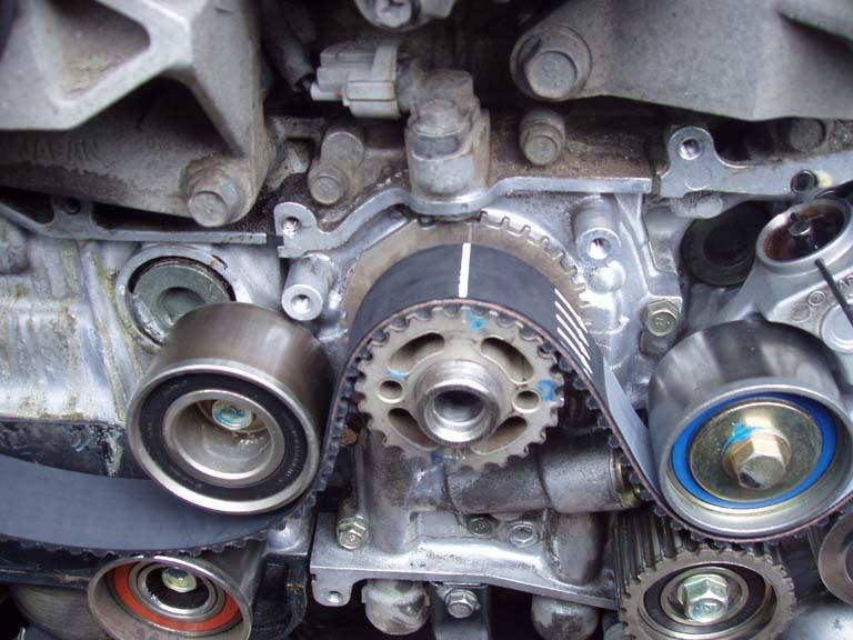 Subaru Legacy Alternator Diagram Timing Belt And Water Pump Replacement Subaru Wrx Sti