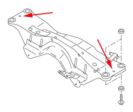 Subaru Rear Subframe — Edulify