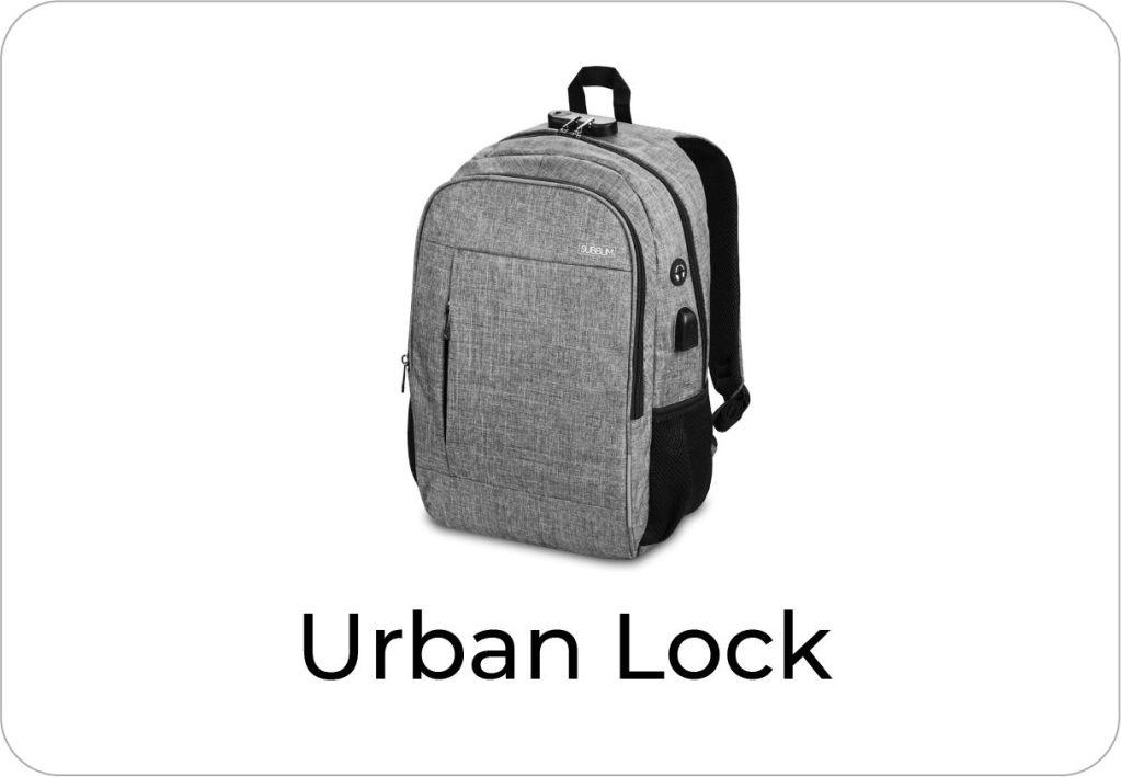 botón soporte mochila urban lock