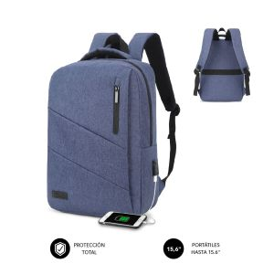 Mochila City Blue