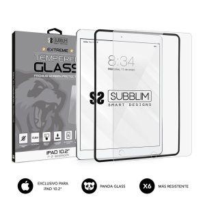 """Cristal Templado Extreme iPad 10.2"""" 7a-8a Gen"""