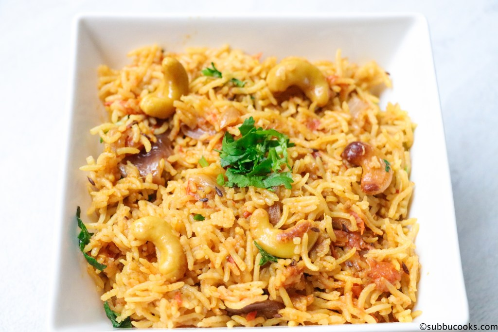 Instant pot tomato rice tomato pulao thakkali sadam tomato instant pot tomato rice is an easy one pot rice dish which is quick flavorful spicy and super delicious i made this spicy but you can adjust the spice to ccuart Choice Image