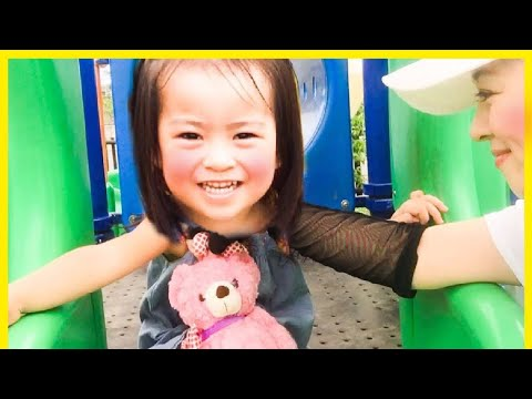 【Yes Yes Playground Song】 Kids Song Pretend Play 公園の英語の子供の歌 子供向け 幼児向け ごっこ遊び キッズソング