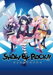 【SHOW BY ROCK!!】TVアニメ2期&ショートアニメの制作が決定!
