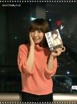 12月22日は声優「安済知佳」さんの誕生日!ファンからの祝福コメント募集します