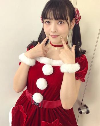 上坂すみれ クリスマス