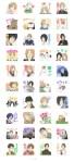 【夏目友人帳】TVアニメ化10周年!LINEスタンプが新登場!人気キャラが集結だ