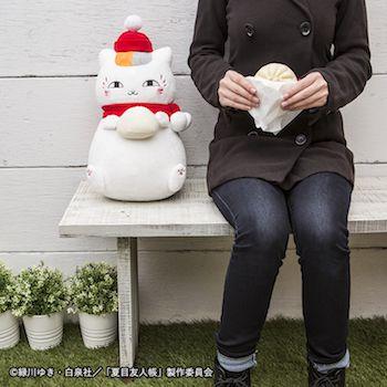 夏目友人帳 一番くじ ニャンコ先生